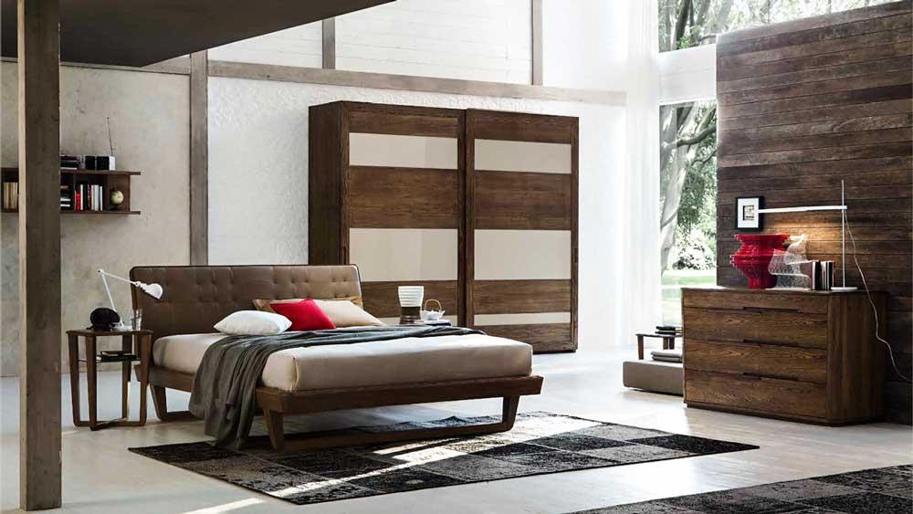 Camera letto elti af selezioni di arredamento - Camera da letto fasolin ...