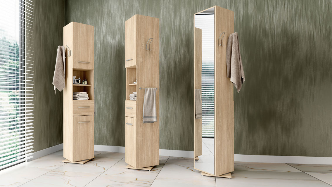 Colonna girevole bagno af selezioni di arredamento