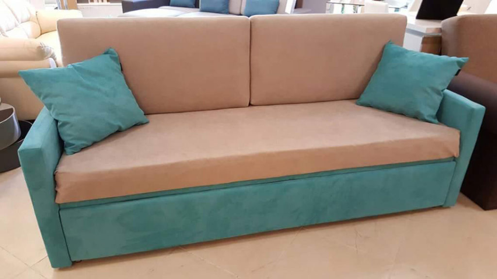divano doppio letto