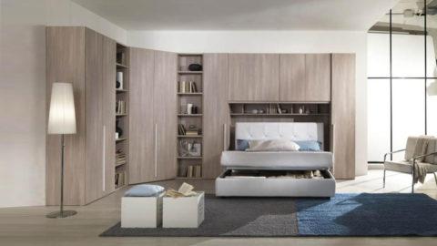 Progetto Camera Da Letto Con Cabina Armadio : Camera da letto con cabina armadio archivi af selezioni di
