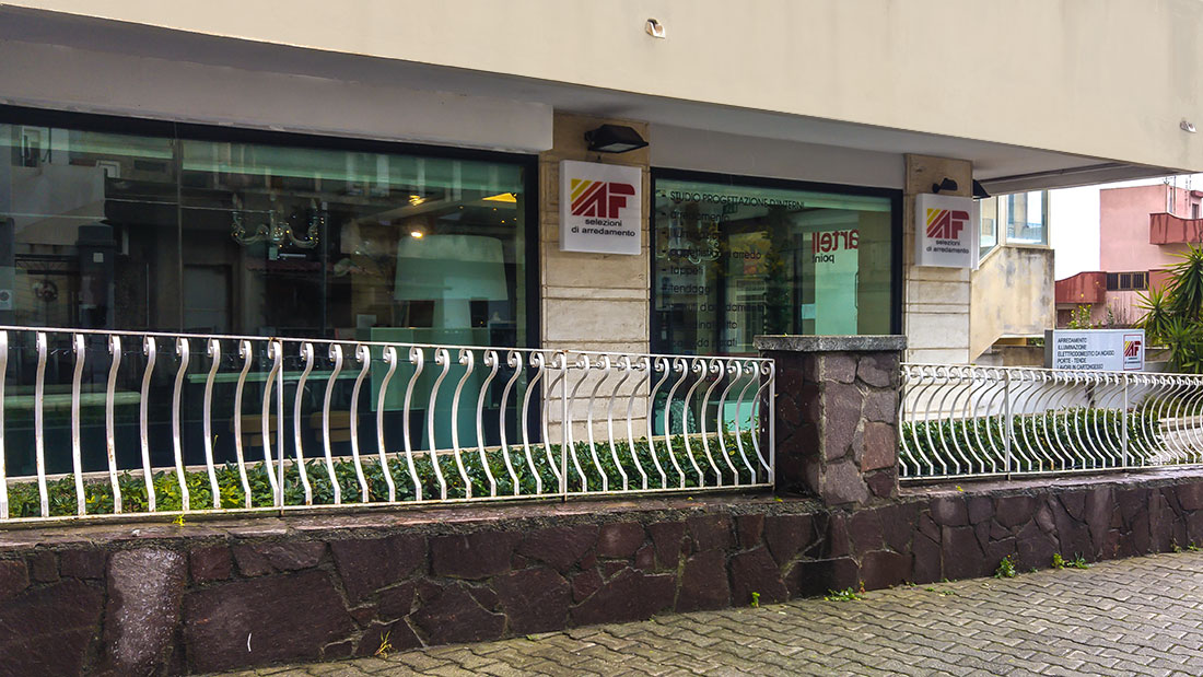 Showroom Faro Superiore